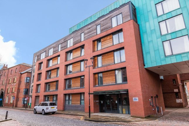 Thumbnail Flat to rent in Block B, The Chandlers, Leeds City Centre