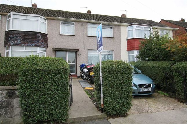 Thumbnail Terraced house for sale in Old Quarry Road, Shirehampton, Bristol
