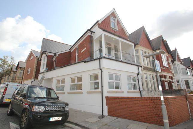 1 bed flat to rent in North Road, Cardiff CF14