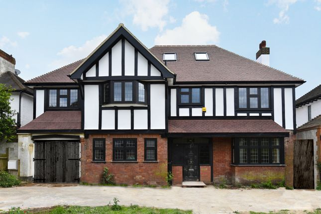 Thumbnail Detached house for sale in North Road, London