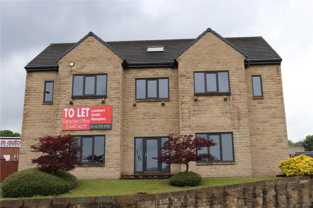 Thumbnail Office to let in 219-221 Penistone Road, Sheffield, South Yorkshire