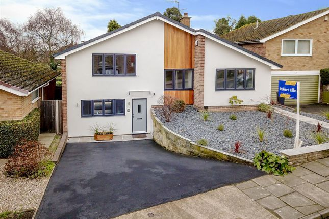 Thumbnail Detached house for sale in Ullswater Crescent, Bramcote, Nottingham