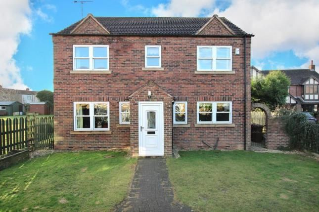 Thumbnail Detached house for sale in Cross Street, Crowle, Scunthorpe, Lincolnshire