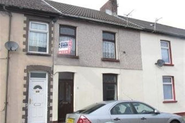 Thumbnail Property to rent in Hillside Terrace, Wattstown, Porth