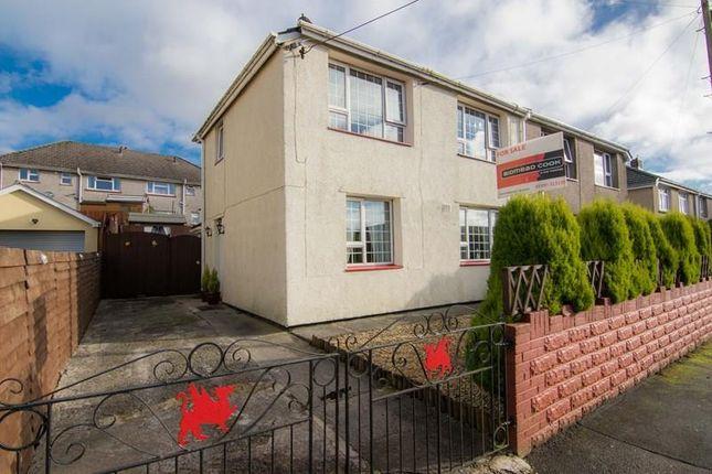 Thumbnail Property for sale in Brynhyfryd Avenue, Nantyglo, Ebbw Vale