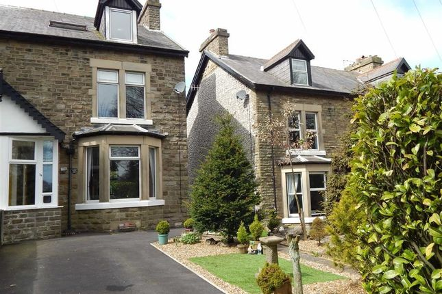 Thumbnail End terrace house for sale in Crowestones, Buxton, Derbyshire