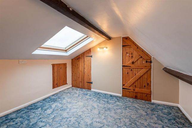 One Of Two Loft Rooms