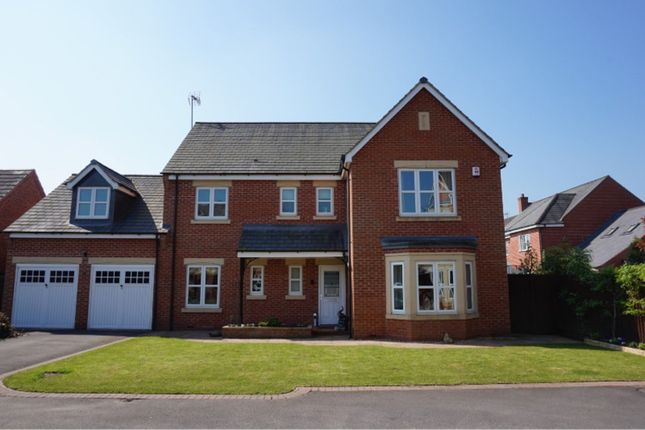 Thumbnail Detached house for sale in Sefton Way, Duffield