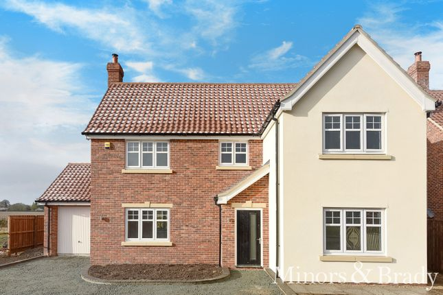 5 bed detached house for sale in Woodbastwick Road, Blofield, Norwich