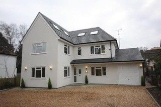 Detached house to rent in Macdonald Road, Lightwater
