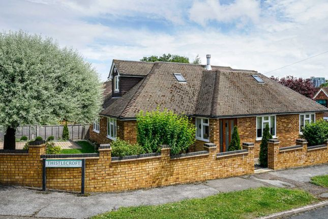 Thumbnail Detached house for sale in Crouchfield, Boxmoor