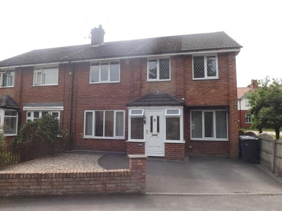 Thumbnail Semi-detached house for sale in Ferry Lane, Thelwall, Warrington, Cheshire