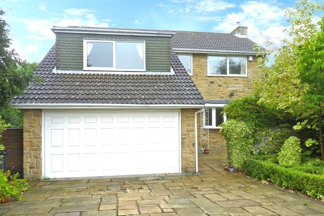 Thumbnail Detached house to rent in Hazel Drive, Burn Bridge, Harrogate