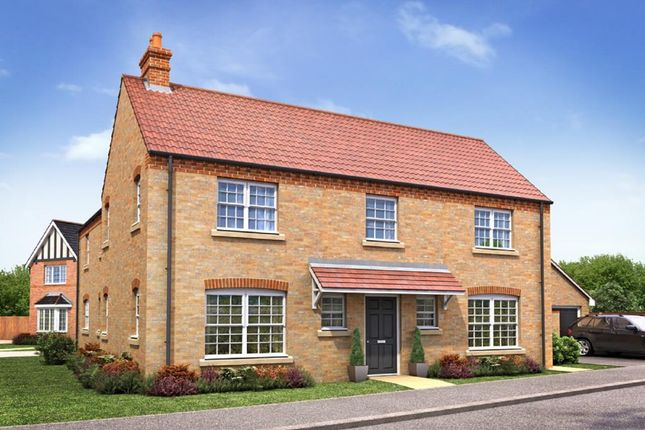 """Thumbnail Detached house for sale in """"Langdale - Plot 63"""" at Beggars Lane, Leicester Forest East, Leicester"""