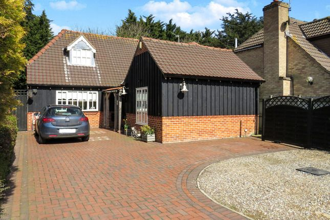 Thumbnail Bungalow for sale in Main Road, Ormesby, Great Yarmouth