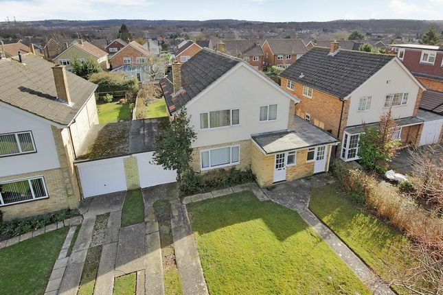 Thumbnail Detached house for sale in The Chase, Furnace Green, Crawley, West Sussex