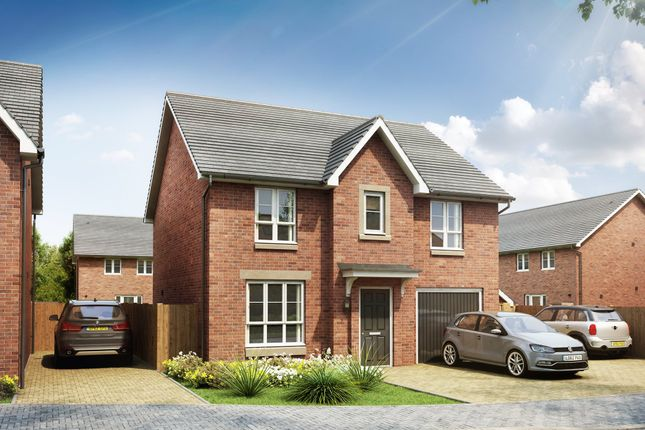 """Thumbnail Detached house for sale in """"Corgarff"""" at Inverlair Avenue, Glasgow"""