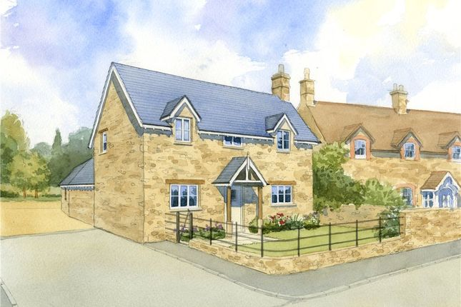 Thumbnail Detached house for sale in Station Road, Stalbridge, Sturminster Newton, Dorset
