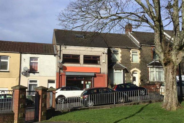 Thumbnail Restaurant/cafe for sale in Tredegar, Caerphilly