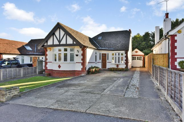 Thumbnail Detached bungalow for sale in Elmroyd Avenue, Potters Bar