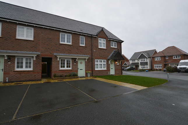 3 bed terraced house for sale in Heathland Close, Buckley CH7