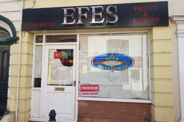 Thumbnail Retail premises to let in 51 Lawton Street, Congleton, Cheshire