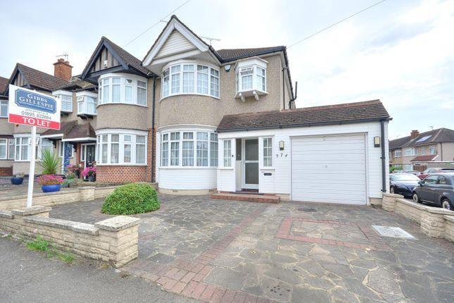 Thumbnail Property to rent in Victoria Road, Ruislip Manor, Ruislip