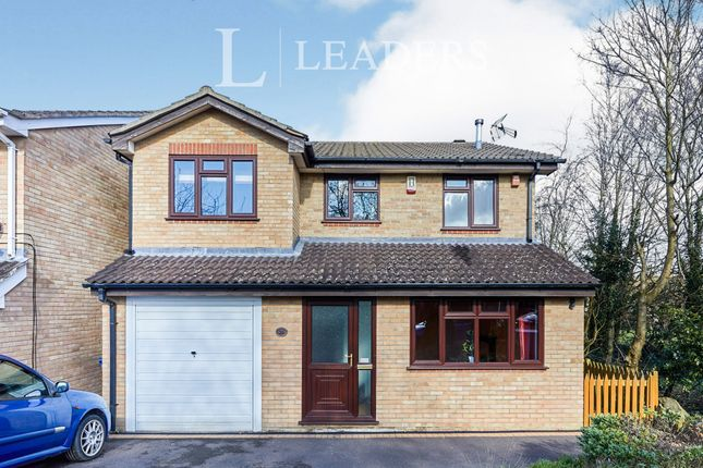 Thumbnail Detached house to rent in Fallow Road, Spondon, Derby