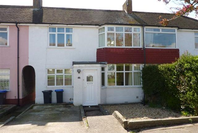 Thumbnail Terraced house to rent in Fircroft Avenue, Lancing