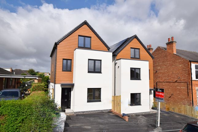 Thumbnail Detached house for sale in Dale Road, Keyworth