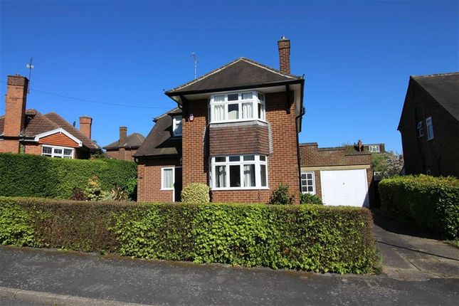 Thumbnail Detached house for sale in Kingsley Road, Allestree, Derby