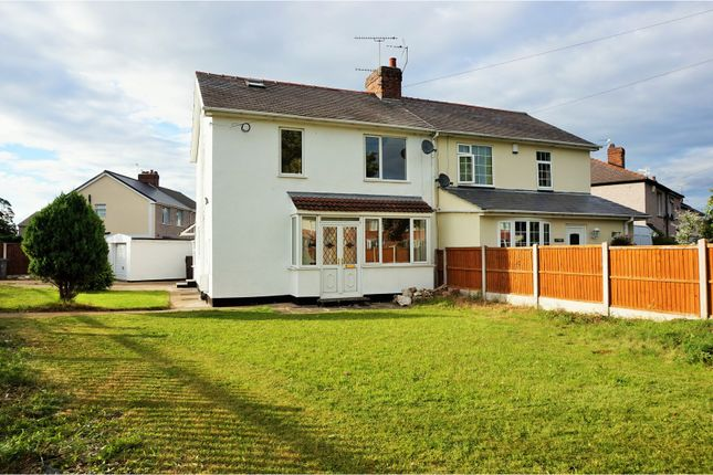 3 bed semi-detached house for sale in Crossfield Lane, Doncaster