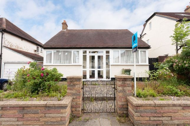 Thumbnail Bungalow for sale in Selwood Road, Sutton