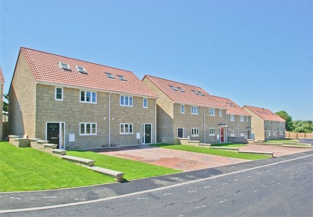 Thumbnail Semi-detached house for sale in The Sidings, Shepton Mallet