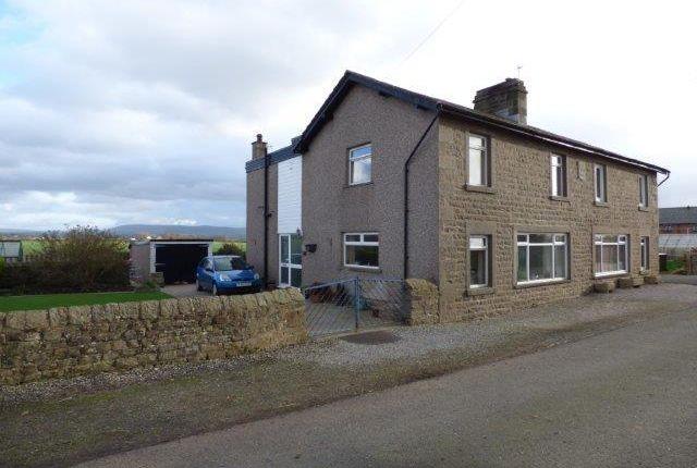 3 bed semi-detached house for sale in Braides Cottage, Sandside, Cockerham, Lancaster