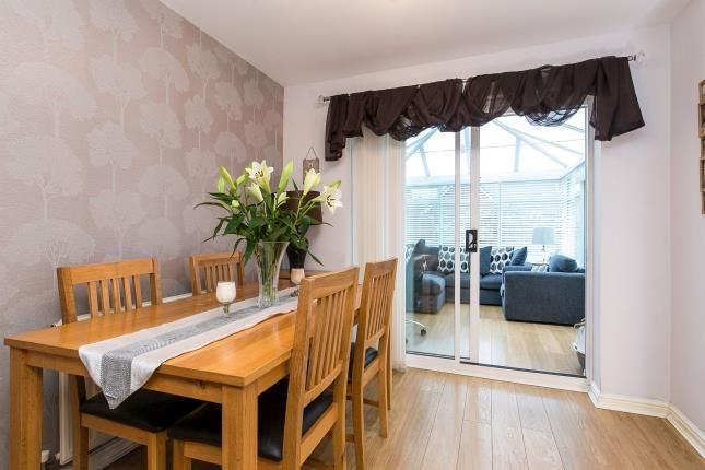 Dining Room of Cwrt Telford, Connah's Quay, Deeside, Flintshire CH5