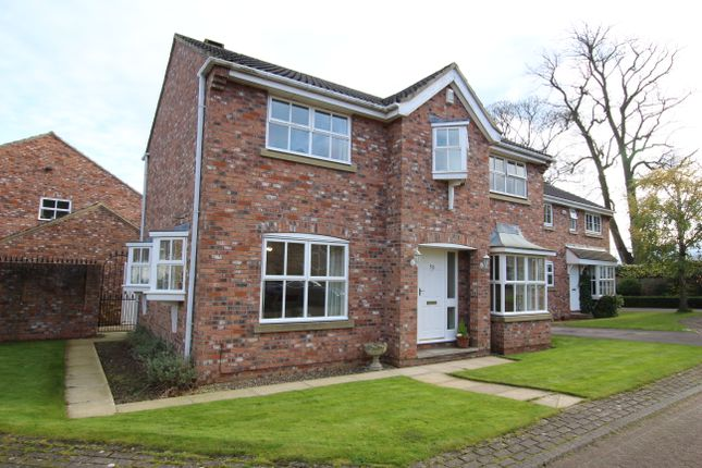 Thumbnail Detached house for sale in Walton Chase, Thorp Arch, Wetherby