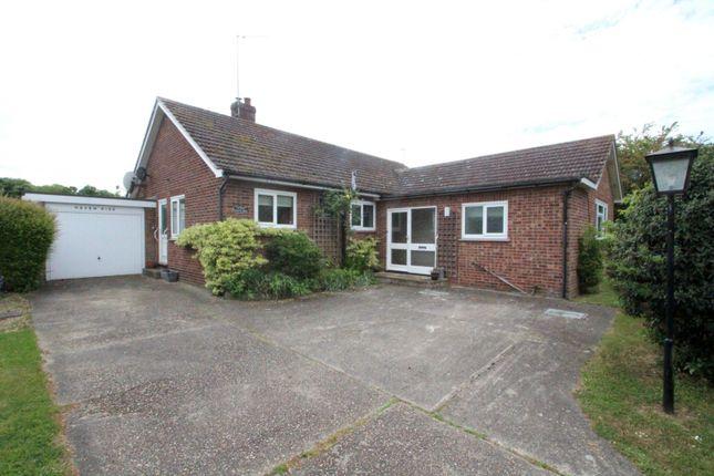 Thumbnail Bungalow to rent in Carlton Road, Kelsale, Saxmundham