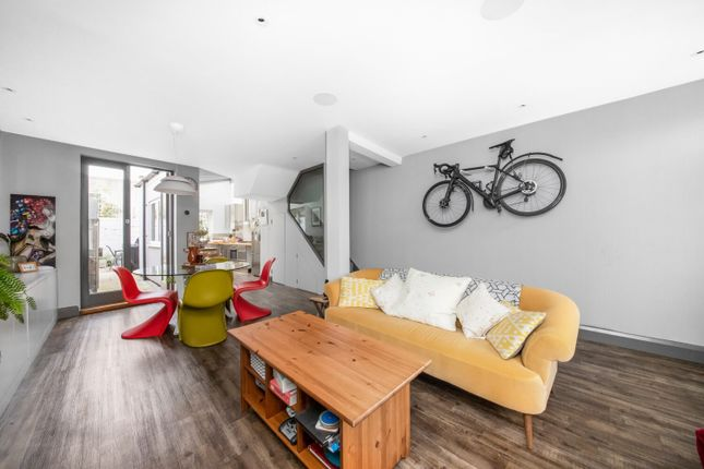 Thumbnail Terraced house for sale in Hinton Road, Herne Hill, London