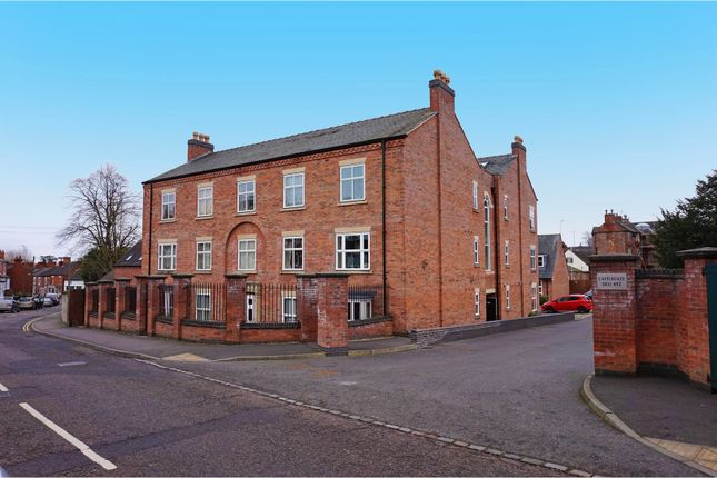 Thumbnail Flat for sale in Castlegate, Tutbury
