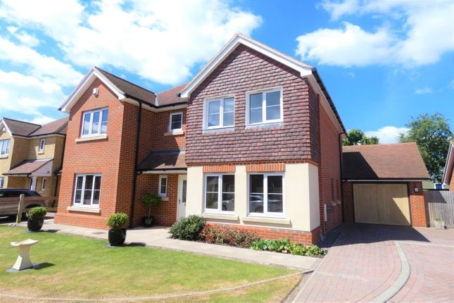 Thumbnail Detached house for sale in The Acers, Folkestone