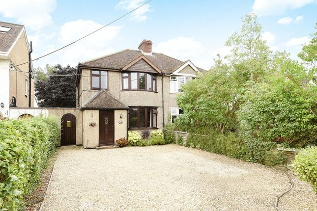 Thumbnail Semi-detached house for sale in Whites Lane, Radley, Abingdon