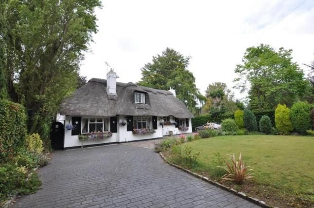 Thumbnail Detached house for sale in Hale Road, Hale Village, Liverpool, Cheshire