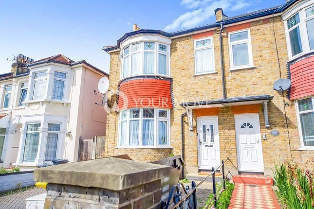Thumbnail Semi-detached house to rent in Empress Avenue, Ilford, Essex