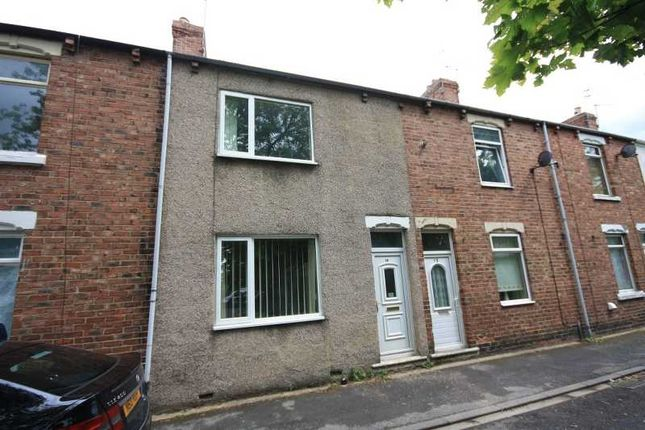 Front of Magdalene Place, Ferryhill DL17