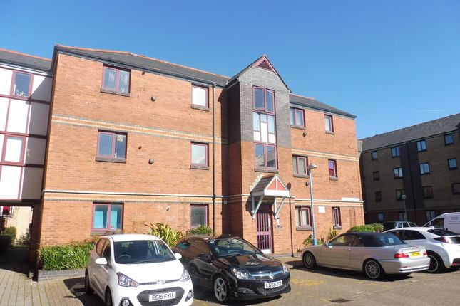 1 bedroom flat to rent in St Nicholas Square, Maritime Quarter, Swansea