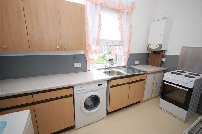 Kitchen of Sinclair Street, Stevenston KA20