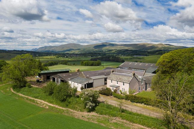 Thumbnail Farm for sale in Rumbling Bridge, Kinross, Perth And Kinross KY13.