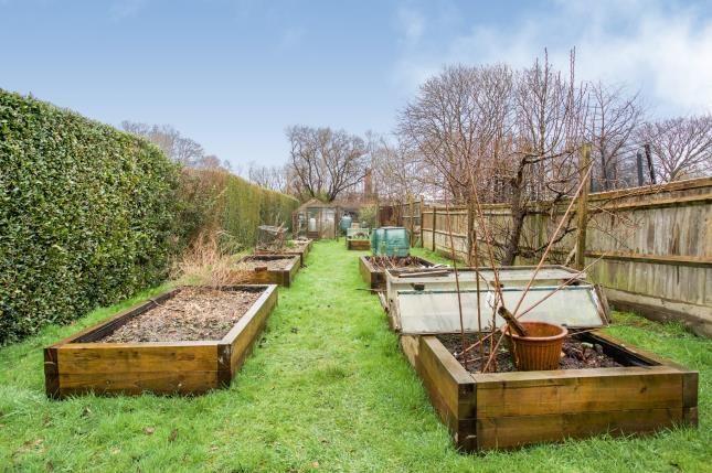Garden of Swanwick, Southampton, Hampshire SO31