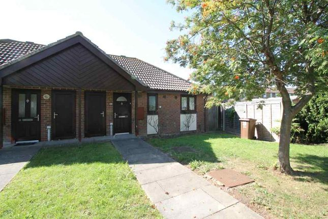 Thumbnail Semi-detached bungalow for sale in Gifford Close, Gillingham